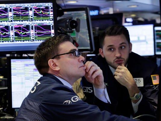 AP FINANCIAL MARKETS WALL STREET F USA NY