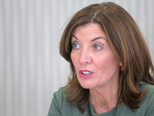 NYS Lt. Governor Kathy Hochul