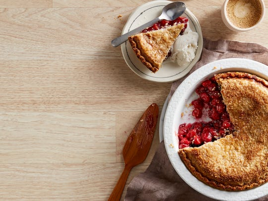 Whole foods markets are offering a $3.14 discount on their fruit pies for Pi Day.