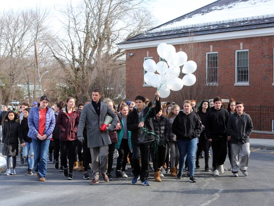 Pleasantville Middle and High School students participate