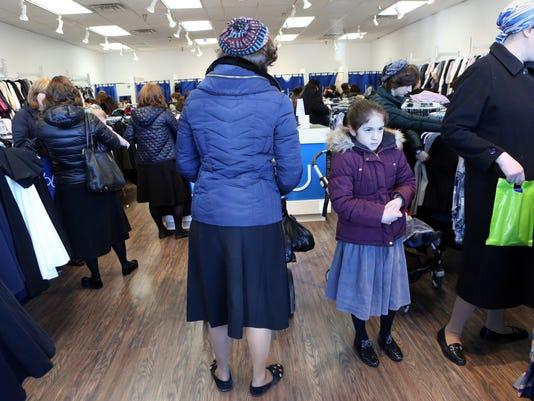 Orthodox Jewish women