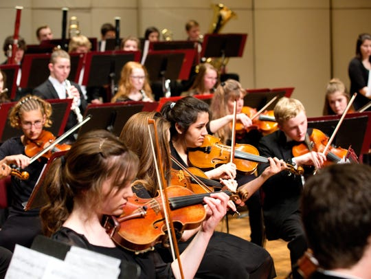 The Great Falls Youth Orchestra and Sinfonia perform this weekend.