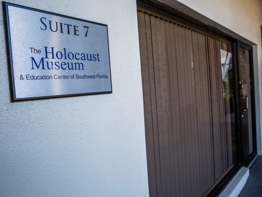 The current location of The Holocaust Museum and Education