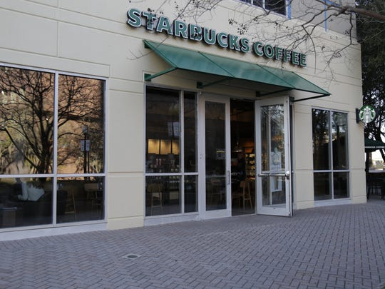 TCC used auxiliary funds to build its Starbucks cafe at the Center for Innovation.