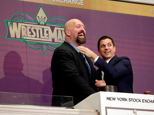 Tom Farley, Big Show, Paul Wight
