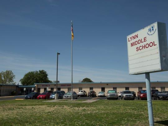 Lynn Middle School.