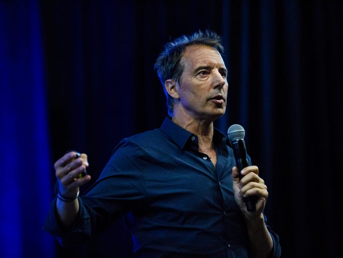 Blue Zones co-founder and best-selling author Dan Buettner