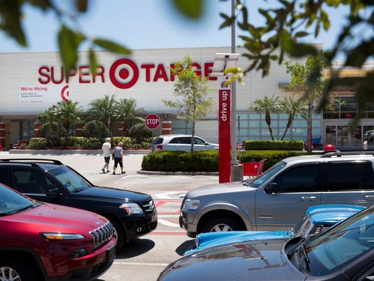 Starting this past Monday the Super Target along Immokalee
