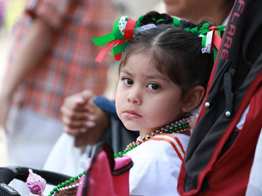 Activities for kids in Clark Park will follow Sunday's Cinco de Mayo Parade in southwest Detroit.