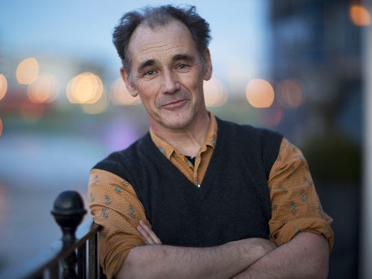 Mark Rylance, shown in a 2015 photo, was nominated