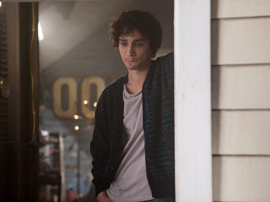 "Robert Sheehan in ""Bad Samaritan."""