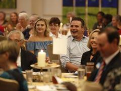 Photos: Tallahassee Democrat Volunteer of the Year luncheon 2018
