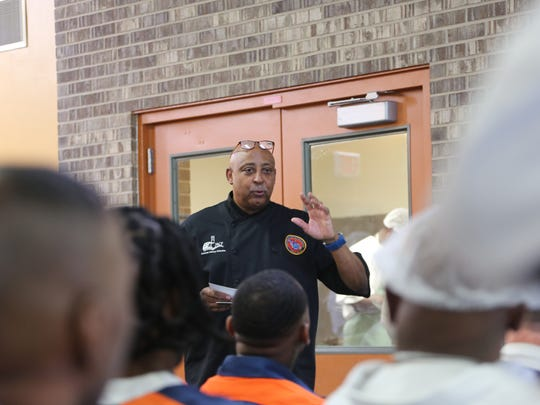 Executive Chef Jimmy Lee Hill has run the food service training program at the Lakeland Correctional Facility in Coldwater, Mich., for nearly 30 years.