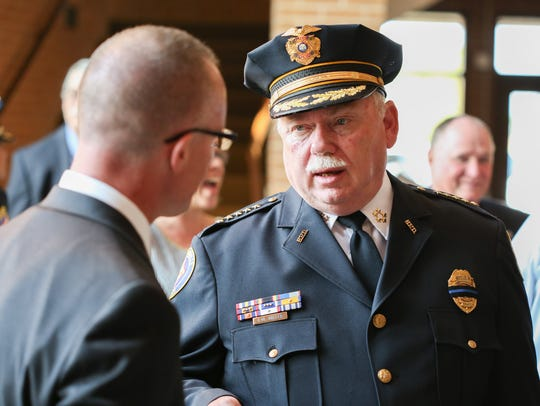 Hendersonville Police Chief Mickey Miller is asking city officials to reach out to state officials to ask for tighter legislation when it comes to detaining juvenile criminals.