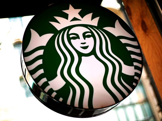 Starbucks is testing recyclable and compostable cups.