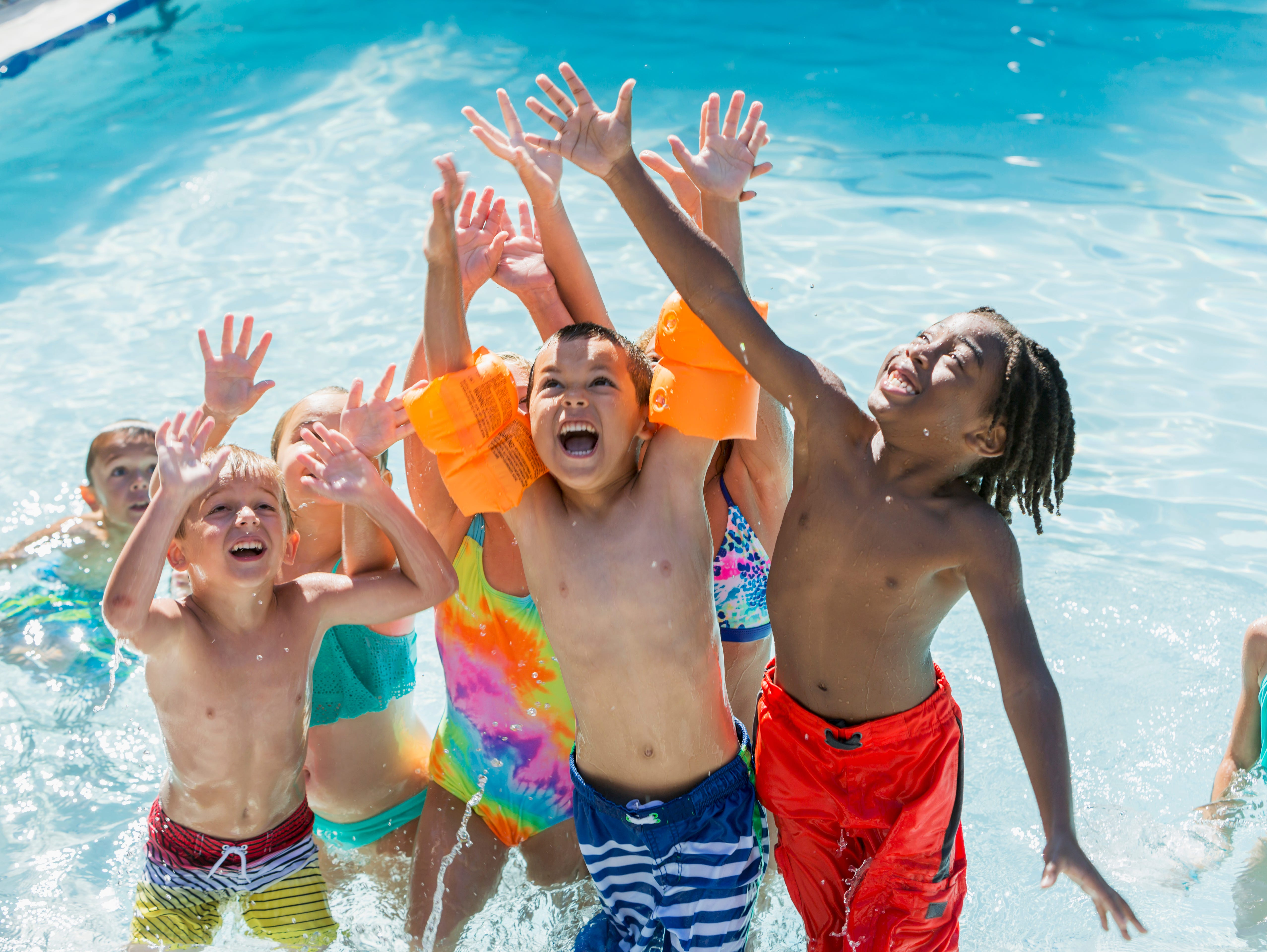 Enjoy your time by the pool with a Fun in the Sun Sweepstakes! Enter 5/31-6/27!