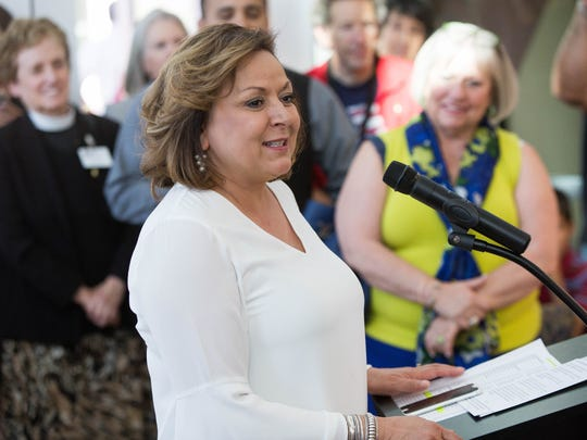 Susana Martinez, Governor of New Mexico, speaking about