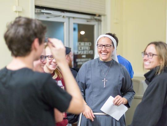 Sister Rita Clare Yoches