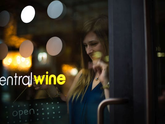 Central Wine