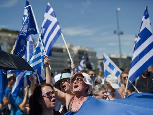 AP GREECE MACEDONIA I GRC