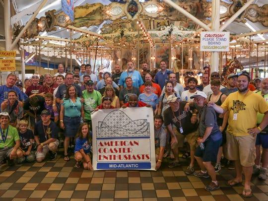 The National Amusement Park Historical Association