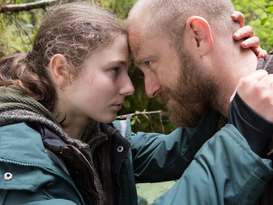 "Thomasin Harcourt McKenzie and Ben Foster star in ""Leave"