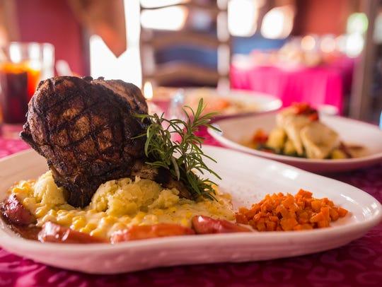 The La Barataria Restaurant and Wine Bar in Port Aransas