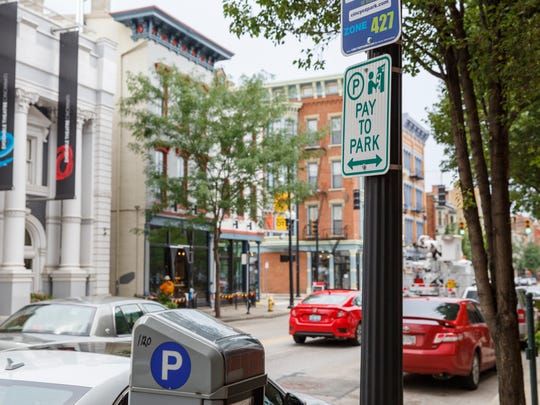 Rates for parking meters on Vine Street in Over-The-Rhine may be going up and will run until 11 p.m. three days a week, under a plan being offered by City Hall officials.