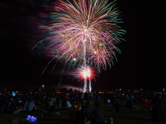The City of Las Cruces and New Mexico State University (NMSU) are teaming up to host the city's free annual 4th of July Celebration. This popular annual event will be held at the Pat and Lou Sisbarro Community Park, 3205 Arrowhead Dr., on the NMSU campus.