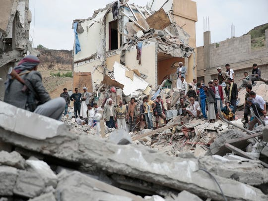 President Trump will be engaging in military action in Yemen even though a majority of Congress has formally disapproved.
