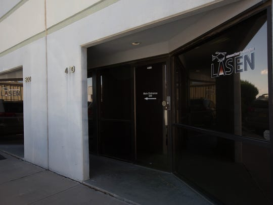 LaSen Inc., a company that surveys pipelines via helicopter, has its corporate headquarters in Las Cruces.