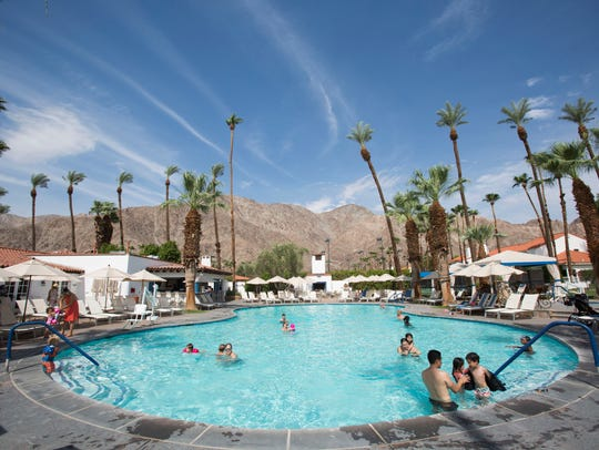 La Quinta Resort offers a cooling alternative for the