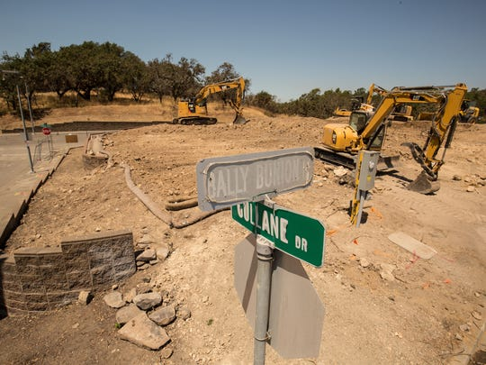 The Oaks at Fountaingrove one hosted 46 homes up against