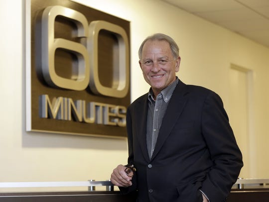 """""""60 Minutes"""" executive producer Jeff Fager faces misconduct"""