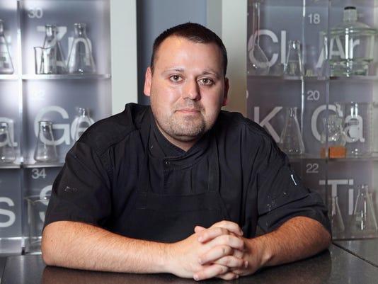 Chef Homaro Cantu