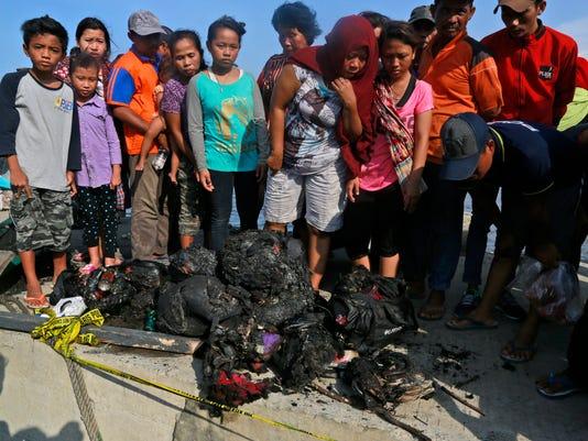 Ferry accident Jakarta