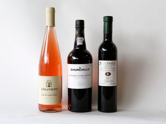 Mixed Case expert John Sarofeen at Grape Expectations shares his wine picks for Thanksgiving. L'Oliveto, Russian River Pinot Noir Ros?, 2013, ChurchillÕs, LBV Port, 2005 and the Monte Faustino, Recioto della Valpolicella, 2003.