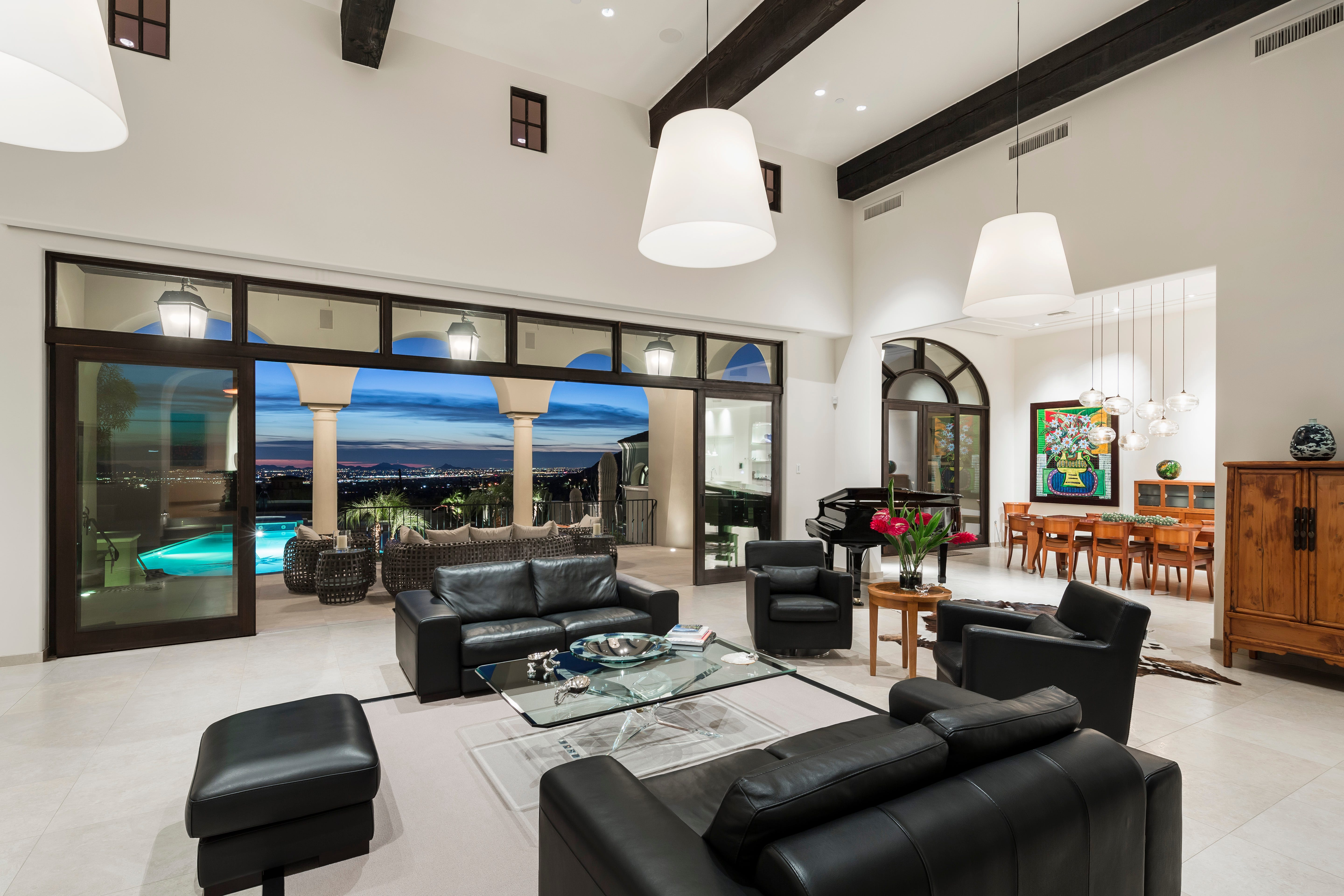 Portland Hockey Team Owner William Gallacheru0027s $11.11M Scottsdale Home