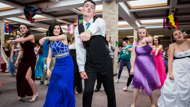 File photo of 2017's special needs prom