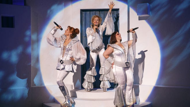 """Mamma Mia!"" returns Friday to the Fox Cities PAC for its seventh visit."