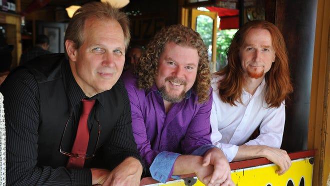 Greg Greenway, Joe Jencks and Pat Wictor of Brother Sun will perform Sunday in Binghamton.