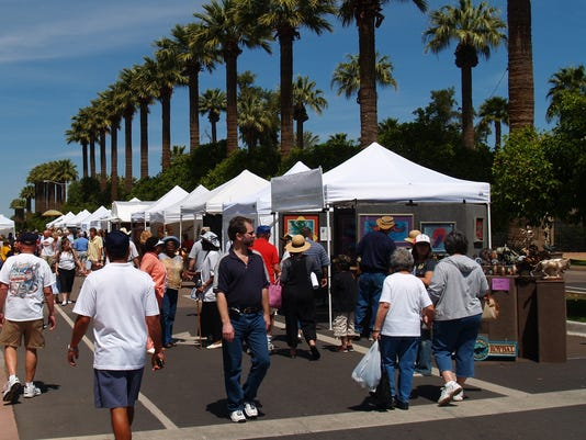11/5-6: Litchfield Park Festival of the Arts