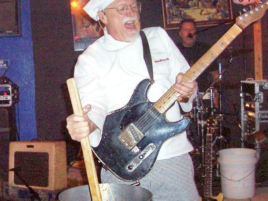 "Bill ""Sauce Boss"" Wharton will perform at ArtiGras on Feb. 16"