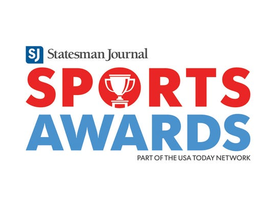 Statesman Journal Sports Awards logo.