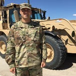 Engineer battalion commander 'luckiest in the Army'