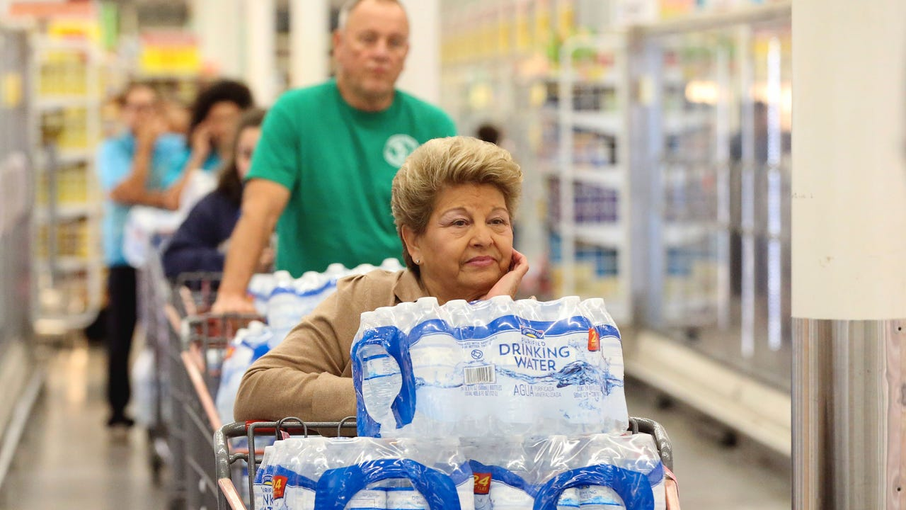 Water ban meant millions in business losses