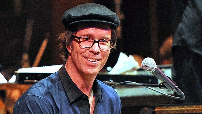 Ben Folds will perform on Nov. 16 at Old National Centre.