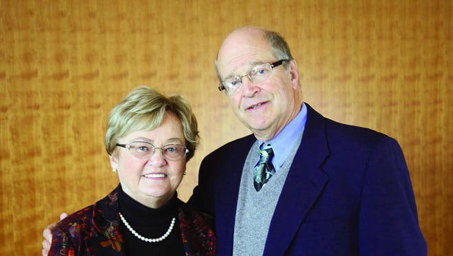 Tom and the late Julie Hurvis contributed a gift to Lawrence University that will endow a position for spiritual and religious life.