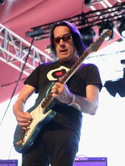 Todd Rundgren is among the performers at the M&T Syracuse