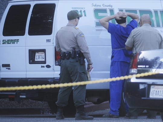 Tulare County sheriff's deputies arrested multiple
